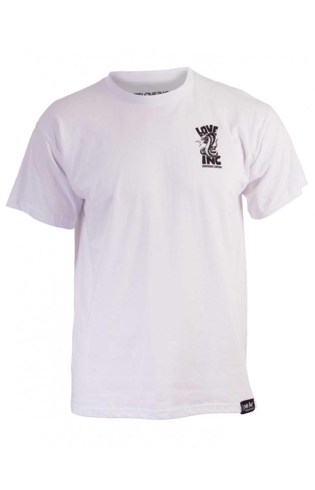 Cobra Tshirt - White